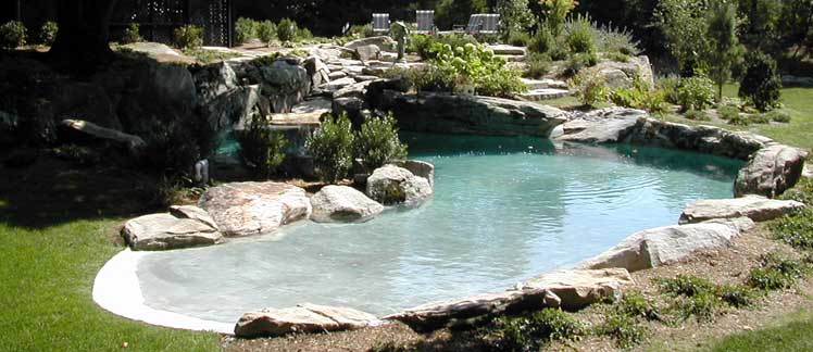 Providence Custom Pool Photos, Newport Pool Builder
