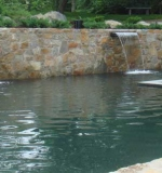 Hillside Waterfall - Pools By Richard