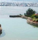 Overlook into Bay - Pools By Richard