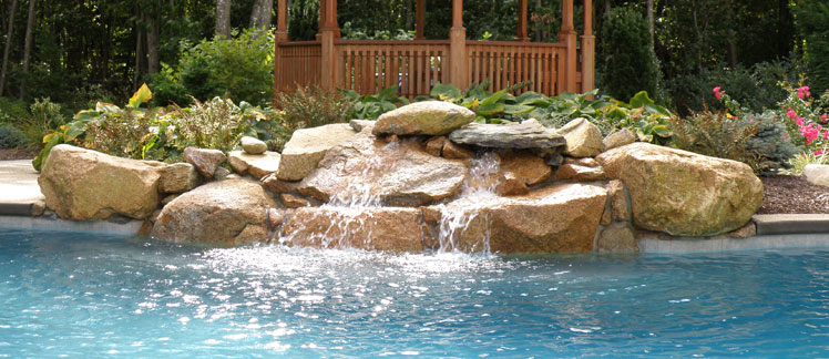 Providence Water Feature Photos Newport Pool Design