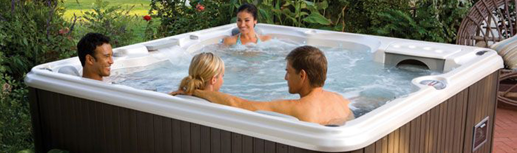 680 series hot tubs westerly pool spas for Bathtub shapes and sizes
